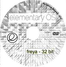 Elementary OS Freya 32 bit Live Linux Operating System for desktops, netbooks