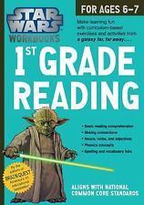 Star Wars Workbook, 1st Grade Reading by Workman Publishing Company Staff