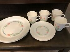 Corelle Dinnerware by Corning 12 -Piece Set Service for Four