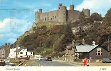 uk10118 harlech castle wales uk