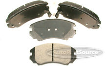 Disc Brake Pad Set-FWD Front Autopartsource MF924