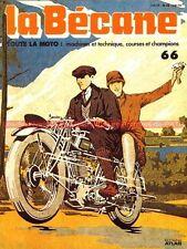 LA BECANE  66  Enrico LORENZETTI MAGNAT DEBON LEVIS 350 A Marco LUCCHINELLI
