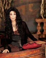 Cher UNSIGNED photo - G1339 - Silkwood, Mask, Moonstruck & Mermaids