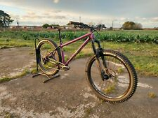 2020 Pace RC627 Hardtail  140mm like cotic ,stanton