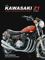 The Kawasaki Z1 Story. The Death and Rebirth of the 900 Super 4 by Sheehan, Davi