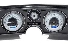 Dakota Digital 69 Chevy Chevelle El Camino Analog Dash Gauge & Clock VHX-69C-CVA