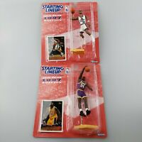 NEW NBA Shaquille O'neal, Grant Hill 10th Year Edition 1997 Starting Lineup