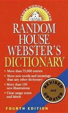 Random House Webster's Dictionary, Revised Edition-ExLibrary