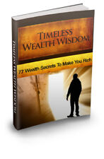 Timeless Wealth Wisdom, Timeless Wealth Wisdom E-Book