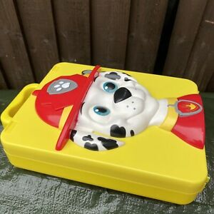 Yellow Paw Patrol Childrens Lunch Box