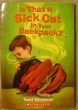 Is That a Sick Cat in Your Backpack