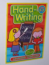 Hand-Writing for ages 5-7