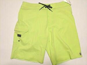 "Billabong New All Day Pro Swim Boardshorts 20"" Men's Trunks Size 32"
