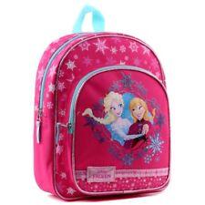 Anna & Elsa | Kinder Rucksack | Disney Eiskönigin | Frozen | Rosa | Tasche