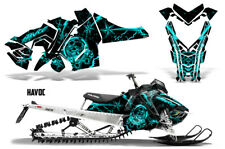 Polaris Pro RMK Rush Sled Decal Wrap Snowmobile Graphics Kit 2011-2014 HAVOC MNT