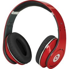 Monster Beats By Dr Dre Studio Red