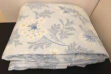 """New Curtains Laura Ashley MTM Sandford Seaspray Blue 73"""" 186cm W 71"""" 180cm L"""