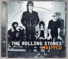 CD ALBUM THE ROLLING STONES *STRIPPED*