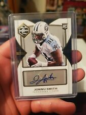 2017 Limited Jonnu Smith rc auto /99 beautiful card