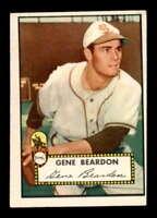 1952 Topps #229 Gene Bearden  VGEX X1564770