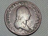 Holy Roman Empire Austria Copper 1 Kreuzer 1790 S Schmollnitz Emperor Joseph II