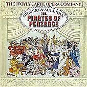 D'OYLY CARTE OPERA COMPANY - GILBERT & SULLIVAN: THE PIRATES OF PENZANCE [1968 R