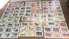 Walt Disney Trading Cards Favorite Stories Series Qty 99 Checklist Impel Mint