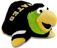 """NEW 18"""" PITTSBURGH PIRATES PILLOW PET - FOR THE MLB BASEBALL FAN! FREE SHIP!"""
