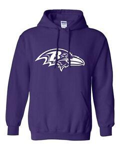 Baltimore Ravens  Hooded Sweat Shirt Printed up to 5x