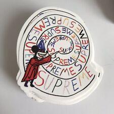 Supreme Joe Roberts Swirl Sticker 100% AUTHENTIC SUPREME STICKER