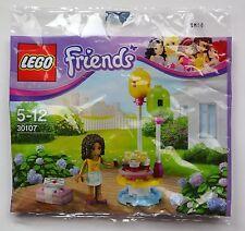 Lego Friends - Polybag 30107 - Andreas Geburtstagsparty - NEU & OVP - Promo