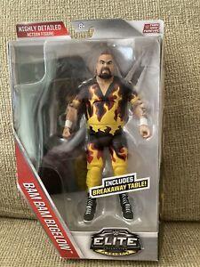 WWE Mattel Bam Bam Bigelow Elite Then, Now, Forever figure MOC