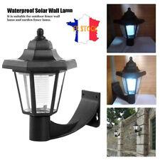 LED Solaire Lampe Lumière Imperméable Extérieur Jardin Paysage Hexagonal Lumière