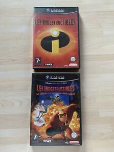 Lot Jeux Nintendo Game Cube