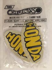 2-NOS Vintage Decal Sticker Honda Motorcycle Mini Bike Cycleflectors Reflective