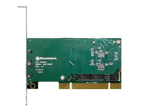 Sangoma A101 AFT Single T1 E1 Data Streams PCI Asterisk Voice Card