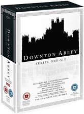 DOWNTON ABBEY 1-6 (2010-2015) COMPLETE Series Seasons+Christmas Specials  DVD UK