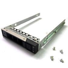 """NEW DELL DXD9H EMC SERVER R440 R640 R740 R740xd R940 2.5"""" HDD SAS Tray Caddy"""