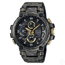 G-Shock MT-G Camouflage Pattern Limited Edition Watch GShock MTG-B1000DCM-1A