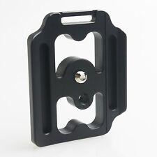 D800B Quick Release Bracket Plate Grip for nikon D800 (MB-D12 battery box)