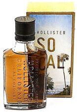 Hollister So Cal Eau De Cologne 4.2 oz Rare original Boxed