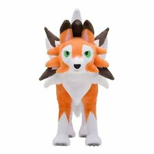 Sun & Moon Plushie Lycanroc Dusk Form Plush Doll Figure Toy Gift #^^#