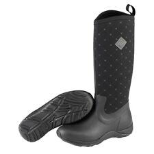 Muck Boot Co. Artic Adventure Prints Black Quilt Winter Boot Womens Sz 6 NIB New