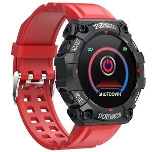 Bluetooth Sports Smart Watch Heart Rate Monitor Fitness Tracker Waterproof Watch