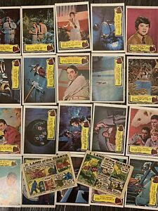 Part Set: L22/55 cards LAND OF THE GIANTS by A&BC Gum 1969