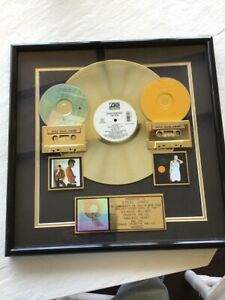 Everything But The Girl Gold RIAA Award for Missing & Amplified Heart
