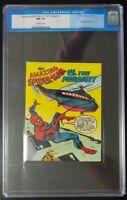 Amazing Spider-Man vs The Prodigy #nn Marvel Comics CGC 9.4 Sex Education (6016)