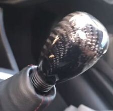 9th Gen Civic si (REAL CARBON FIBER SHIFT KNOB) manual weighted type-r fg4 fb6