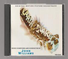 EARTHQUAKE Original Motion Picture Soundtrack John Williams CD