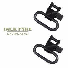 Jack Pyke Quick Release Rifle Sling Swivels Fits All Standard Studs Set of 2